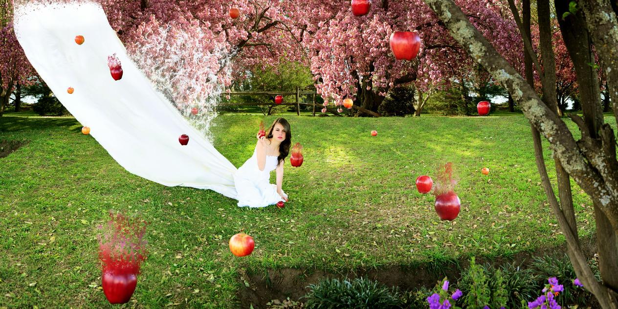 Snow White by BENAFOG