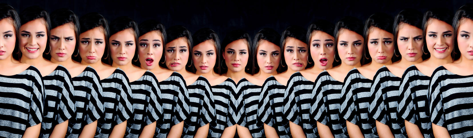 Human Emotions by BENAFOG