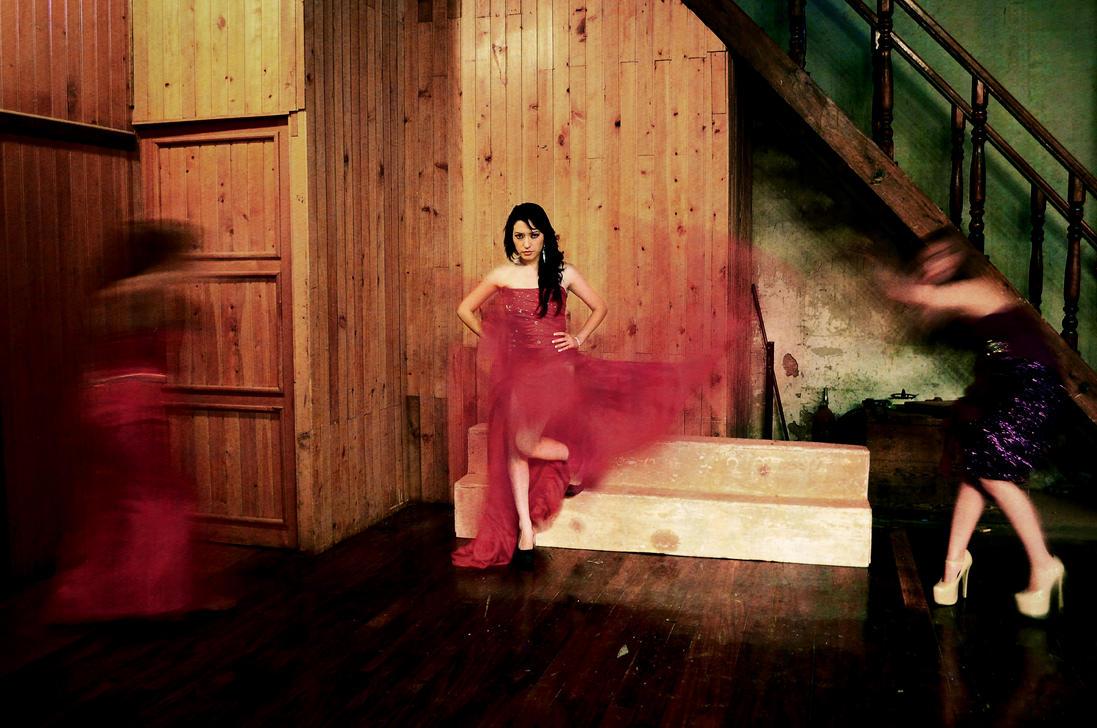 Night Dress by BENAFOG