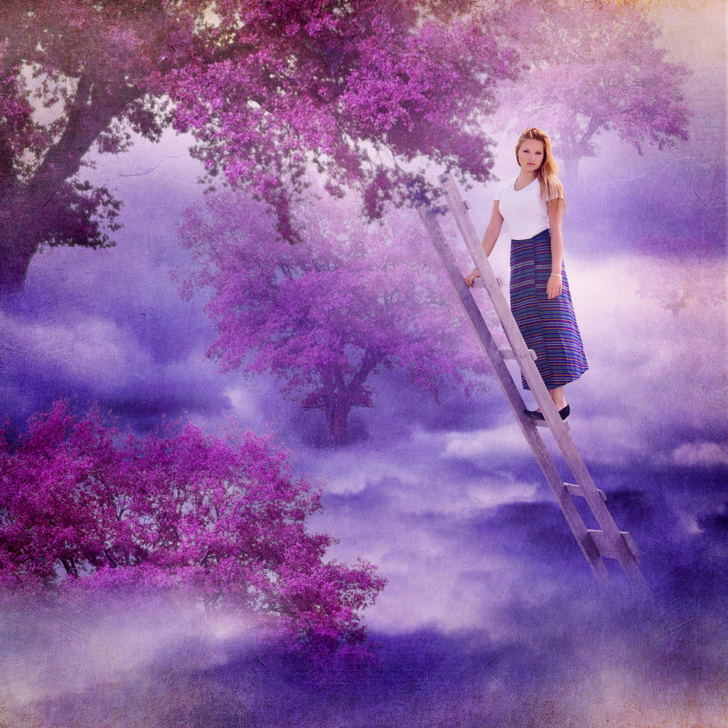 Glimpse Of Heaven by BENAFOG