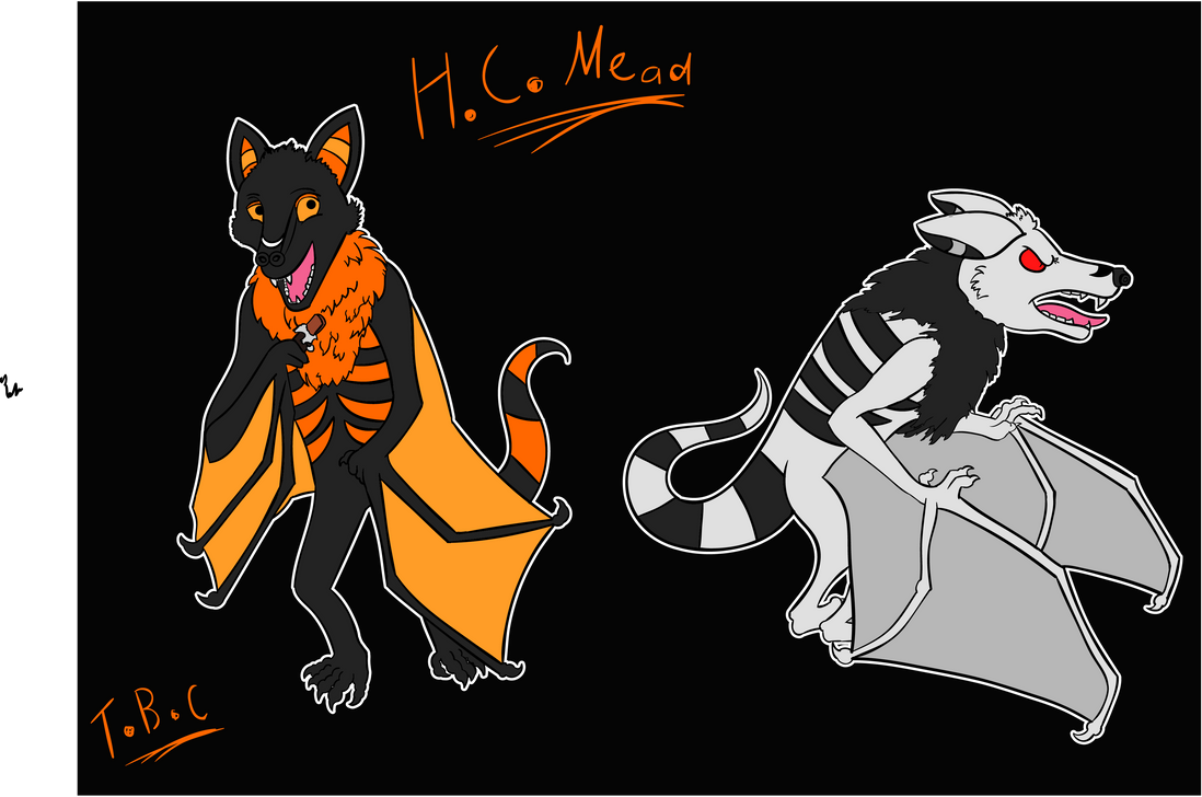 H. C Mead by the-black-catt