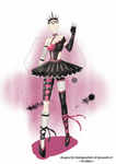 Punk Ballerina Outfit(CLOSED)