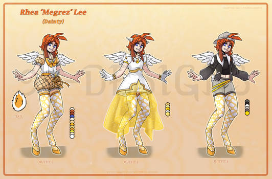 [C] Rhea 'Megrez' Lee (Dainty) - Lineup