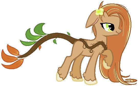 Beautiful Nature Pony