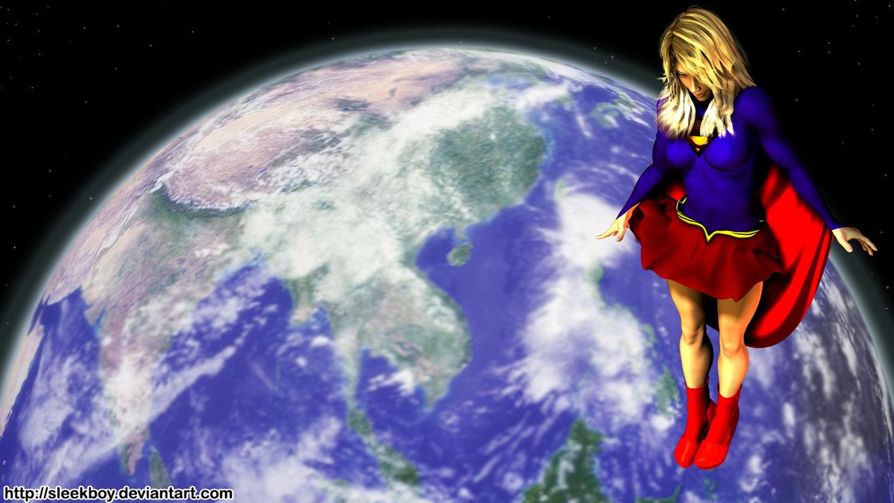 DC: Supergirl Returns