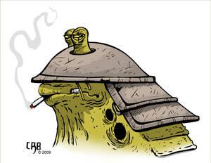 Slug Soldier color