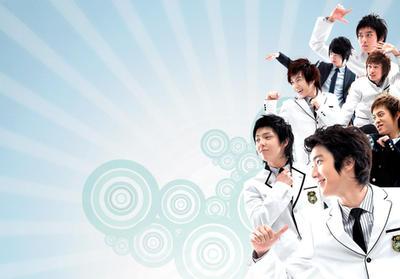 Super Junior by ChiisaiiNeko