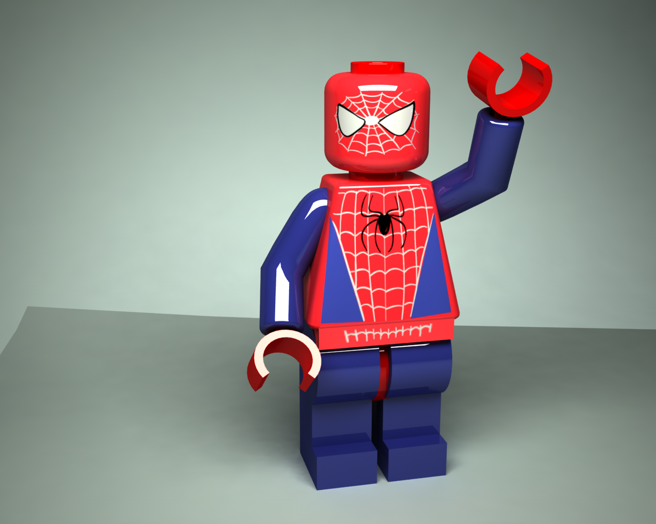 lego scarlet spider decals - photo #48