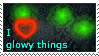 glowy things stamp by pengirl389265