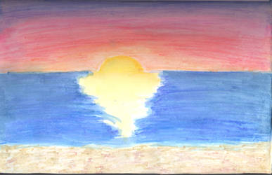 Sunset by NowheregirlSu