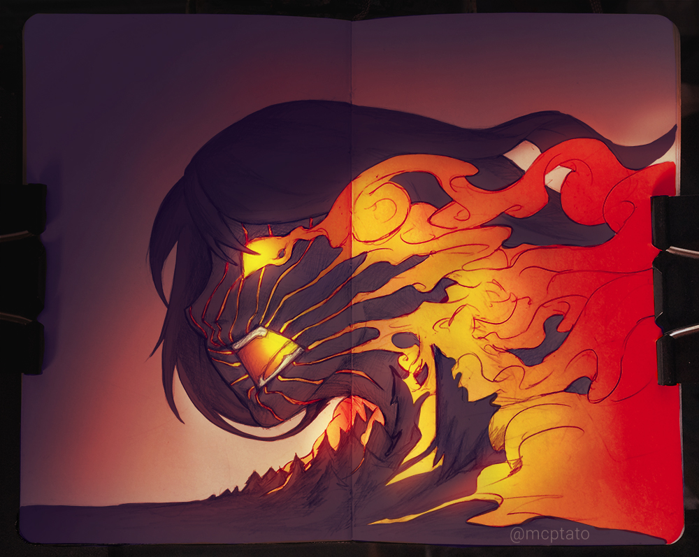 [038] You're a wildfire (pt.1/2) by ...
