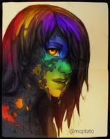 [085] True Colors by mcptato