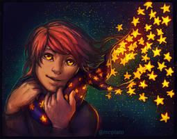 [088] Bundle of Stars by mcptato