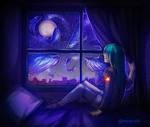 [095] Dreamer who never sleeps