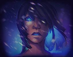 [098] Cold Stare by mcptato