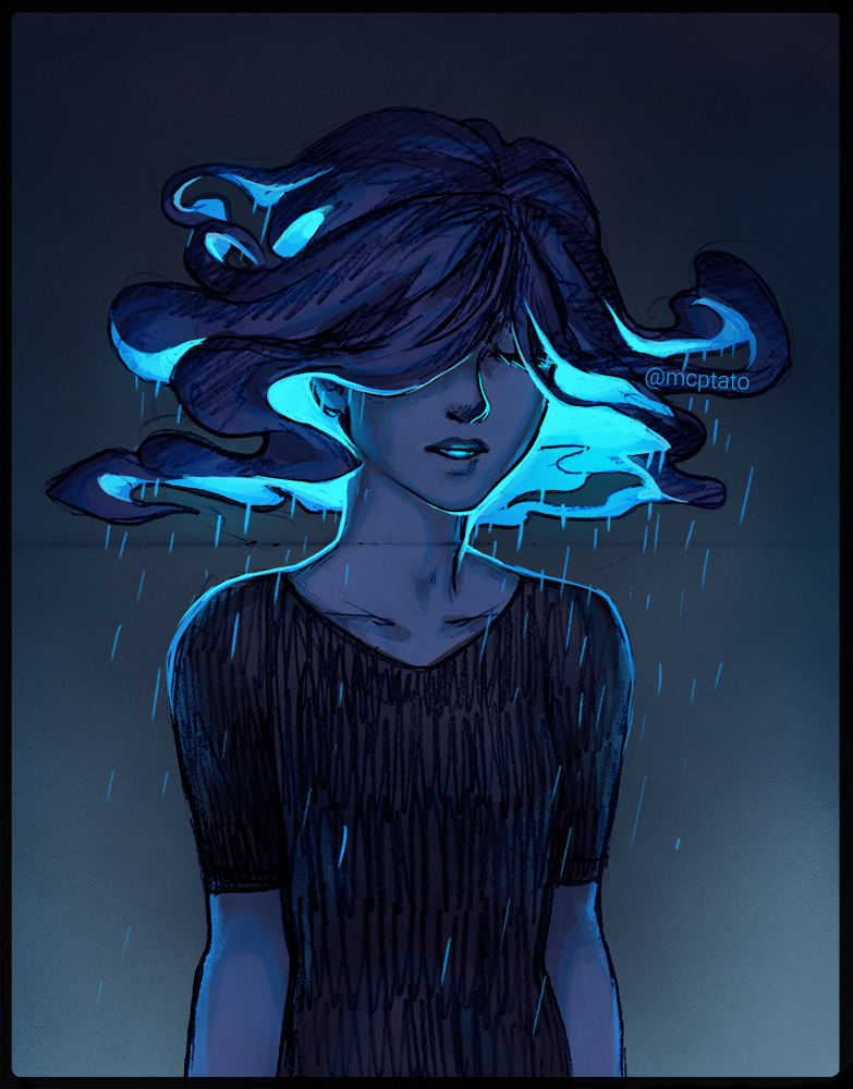 [185] Blue by mcptato
