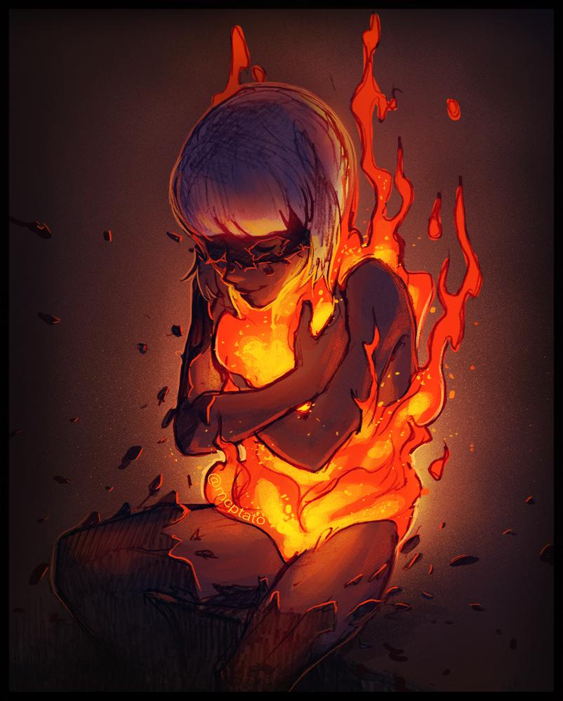 [226] Gentle Flame