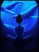 [289] Ocean's Blue by mcptato
