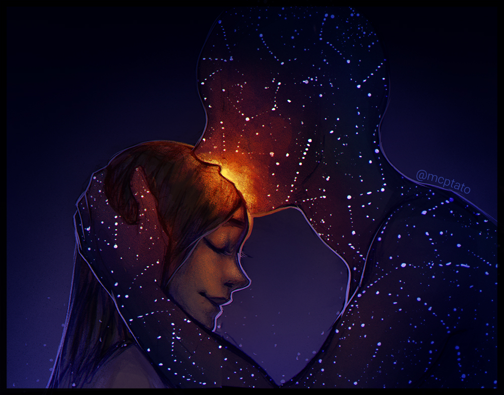 Kiss of the Cosmos