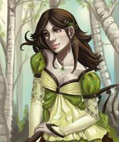 Ginny by CantoChi