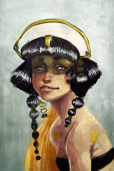 Theodora Portrait