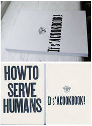 It's a cookbook by CantoChi