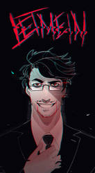 Let Me In [Darkiplier] by ChromaMode
