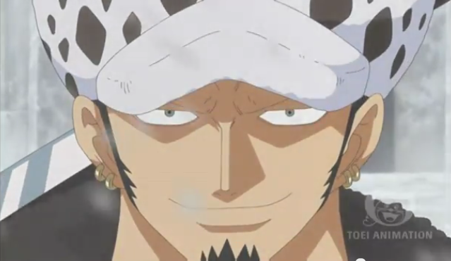 Trafalgar Law - Time Skip by ABURAMEFANFOREVER on DeviantArt