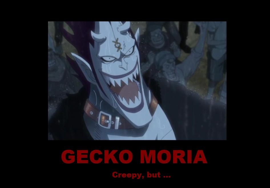 Gecko moria wallpaper