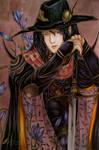 Vampire Hunter D Fan Art -Everlasting