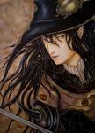 Vampire Hunter D Fan Art - Challenge