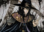 Vampire Hunter D Fan Art - Distant Past