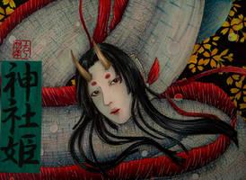 Chapter XXXIII - Jinja-hime by Hallowie29