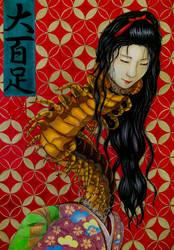 Chapter LI: Oomukade by Hallowie29