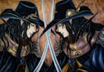 Vampire Hunter D Fan Art - MIRROR