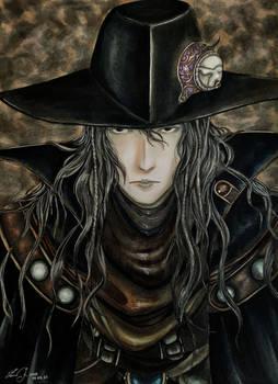 Vampire Hunter D Fan Art - 'D'
