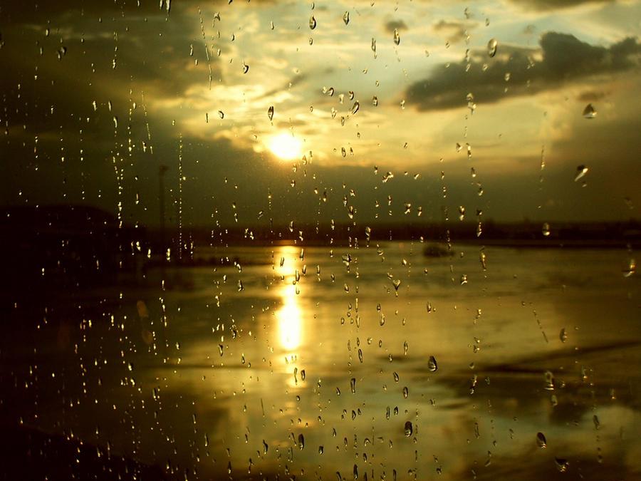 Sad rain on a sad departure by aripi-de-zapada on DeviantArt