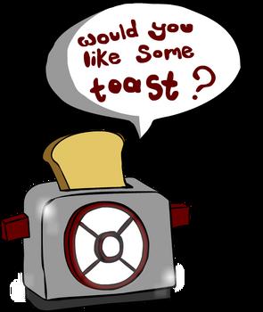 Talkie Toaster
