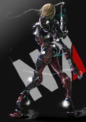 Spectre Training 101-Gun Kata by QuizzicalKisses