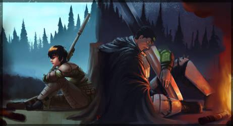 Berserk: Alternate Timeline (Fallout)