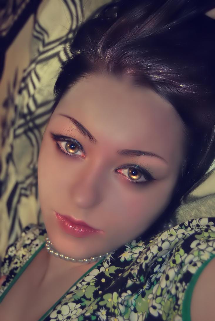 Russian Girl by Onceuponatime13