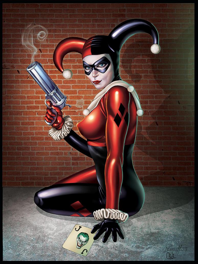Harley Quinn by Vassya