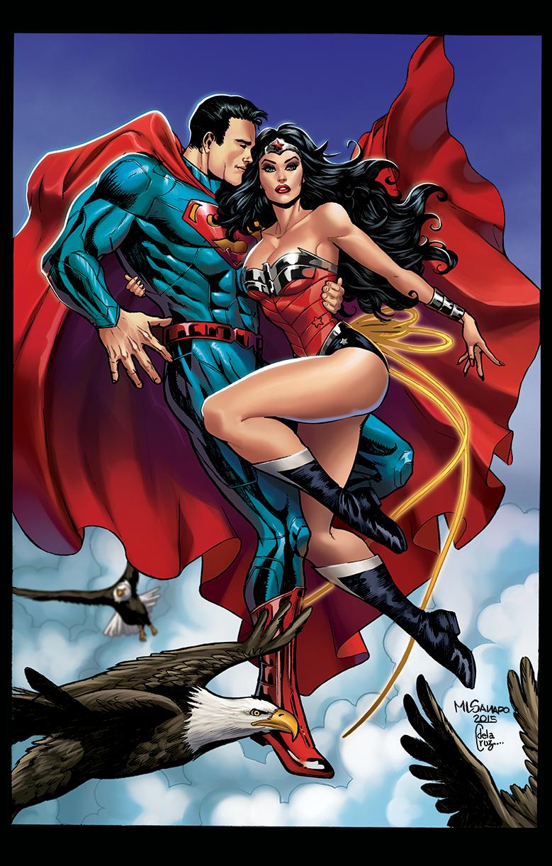 Wonder woman costume leggings-8870