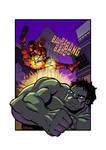 Deadpool vs. Hulk