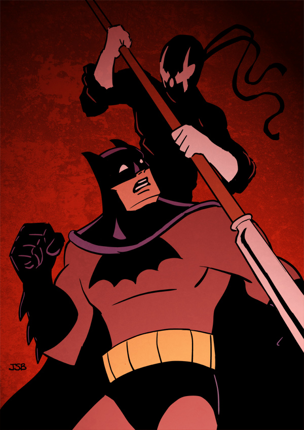 Grendel-batman-tas by sirandal