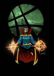 Doctor Strange (color)