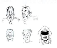 Char Heads 1