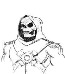 Skeletor Woot
