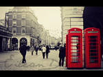London Calling II by eileanrose