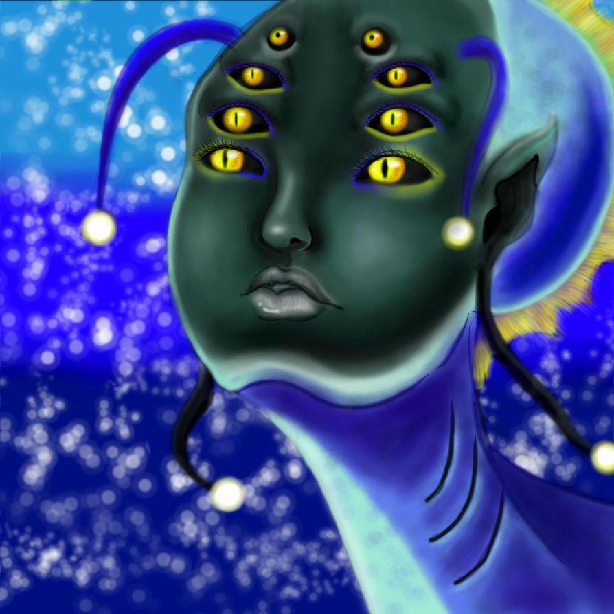 Specimen-43-ArionFish by StickyRice43